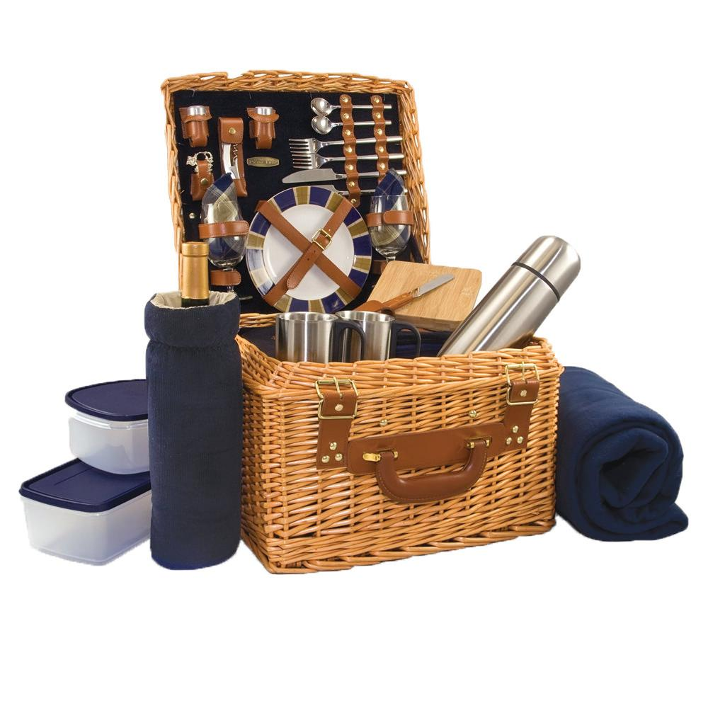 Picnic Basket Kit : Canterbury picnic basket time
