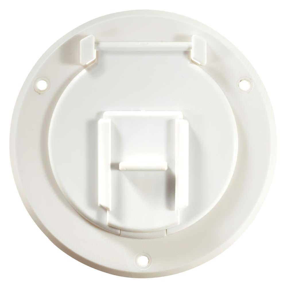 Electrical Cable Hatch White Ebay