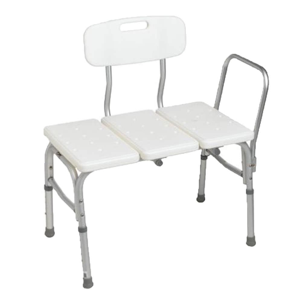 Bathtub Transfer Bench Carex Health Brands B15411 Bathroom Accessories Camping World