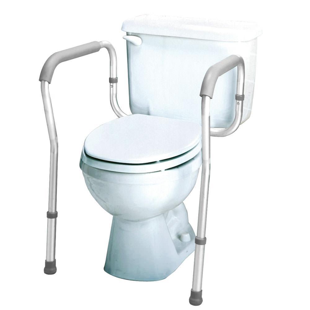 Safety Toilet Frame - Carex Health Brands B35800 - Toilet ...
