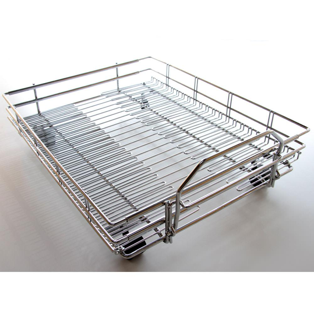 18 X 16 Expandable Kitchen Pantry Roll Out With Wheels ...