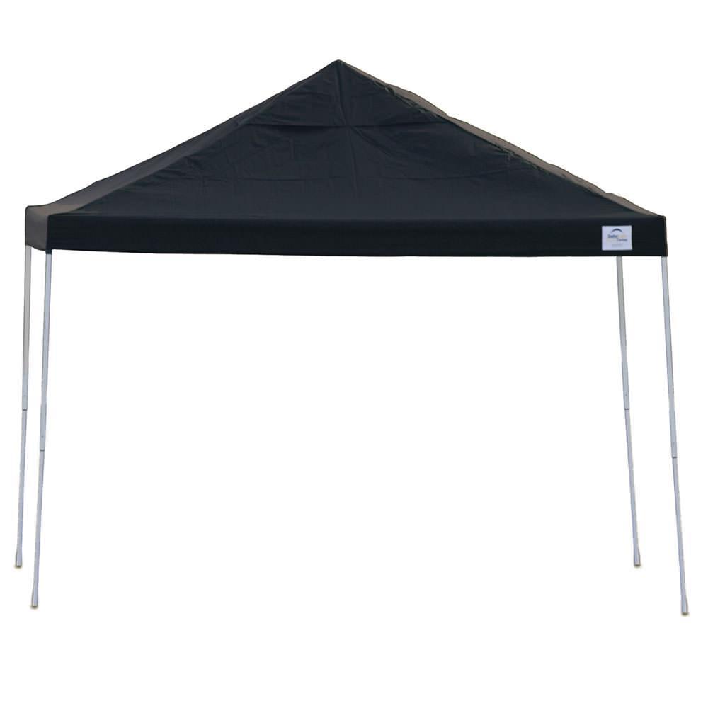 12X12 Pro Series Pop-Up Canopy - Black ...  sc 1 st  C&ing World & 12X12 Pro Series Pop-Up Canopy - Black - Shelterlogic 22541 ...