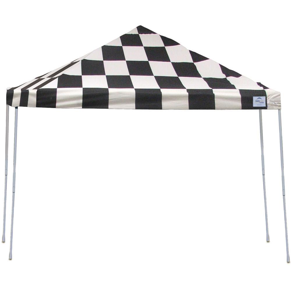 12X12 Pro Series Pop-Up Canopy - Checkered Flag ...  sc 1 st  C&ing World & 12X12 Pro Series Pop-Up Canopy - Checkered Flag - Shelterlogic ...