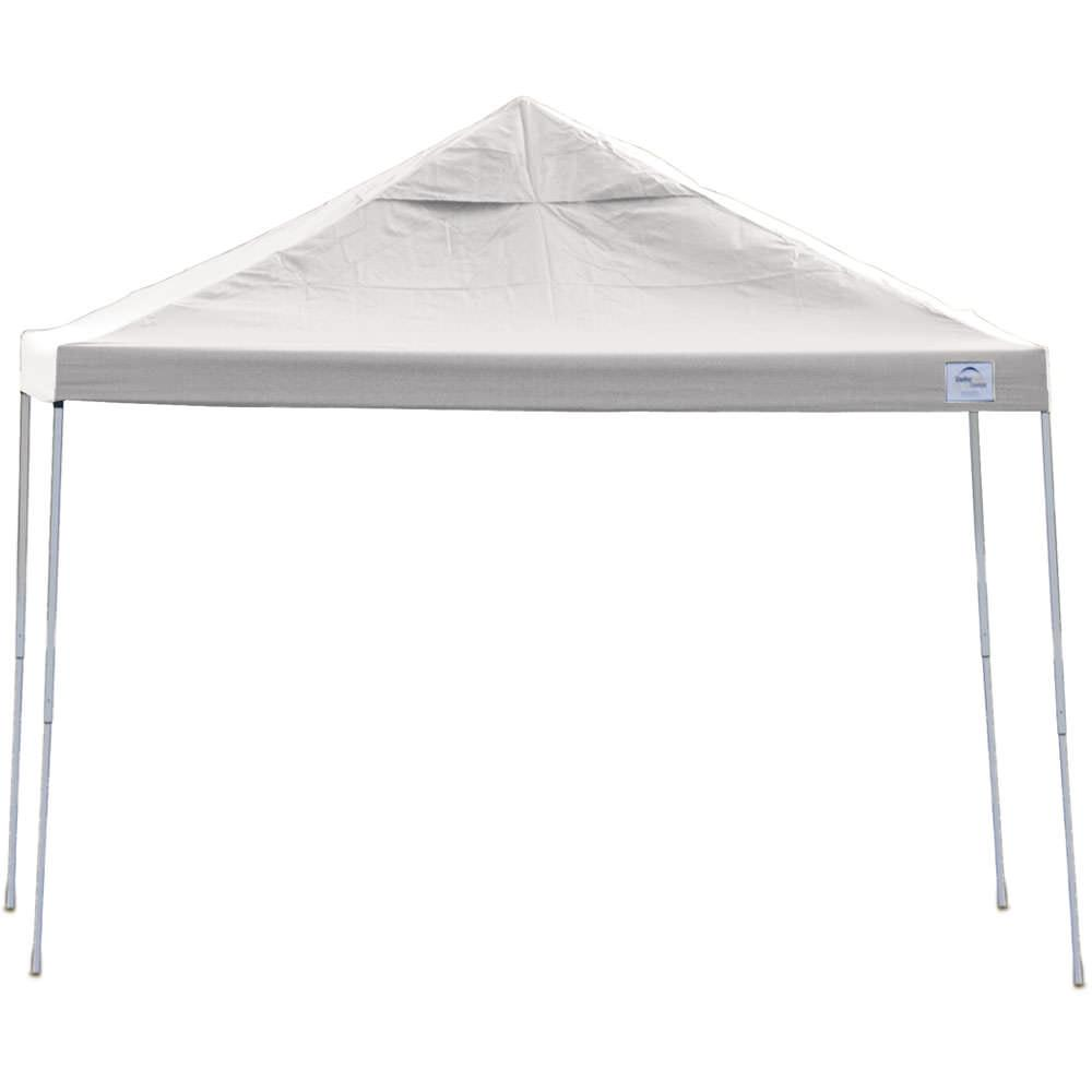 12X12 Pro Series Pop-Up Canopy - White ...  sc 1 st  C&ing World & 12X12 Pro Series Pop-Up Canopy - White - Shelterlogic 22538 ...