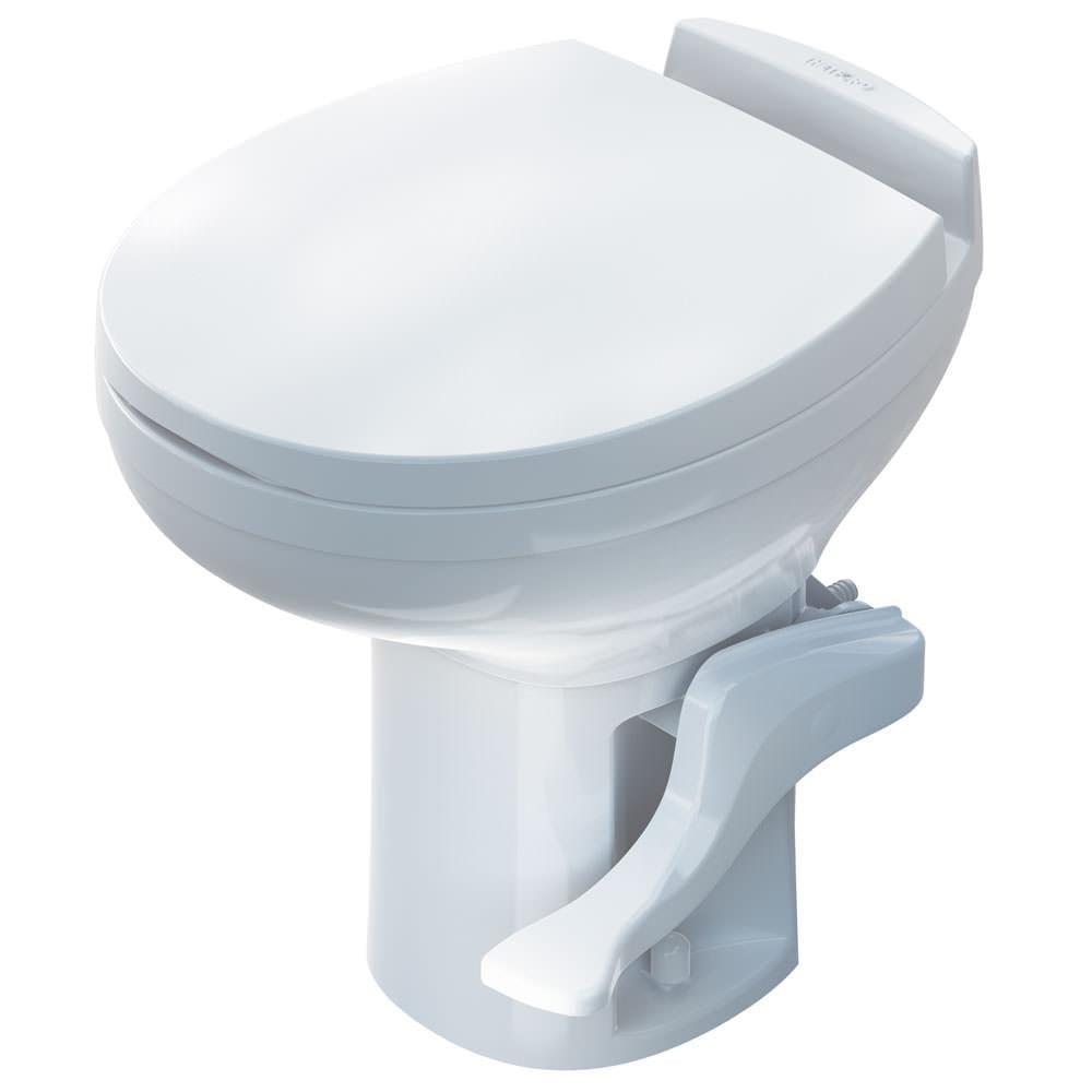 Aqua Magic Residence High Profile Toilet  White