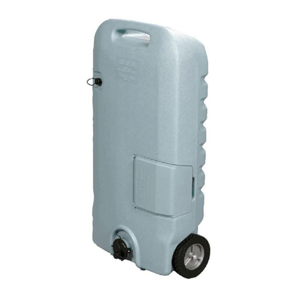 Tote n stor portable waste tank