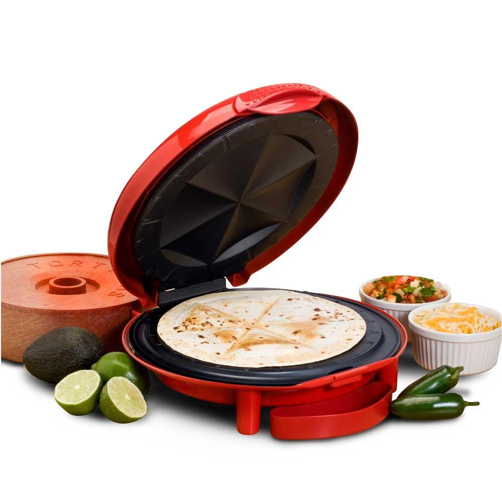 Elite cuisine 11 inch quesadilla maker maxi matic eqd for Cuisine generator