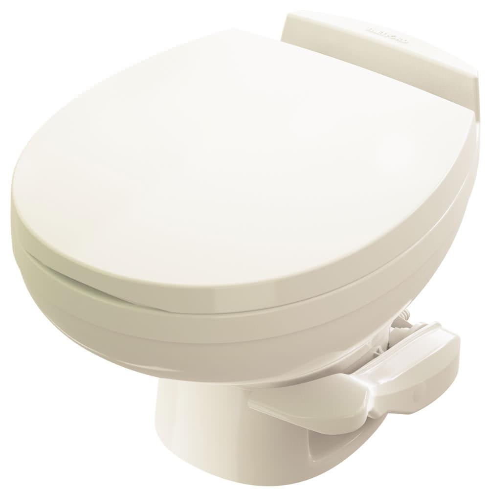 Aqua Magic Residence Low Profile Toilet  Bone