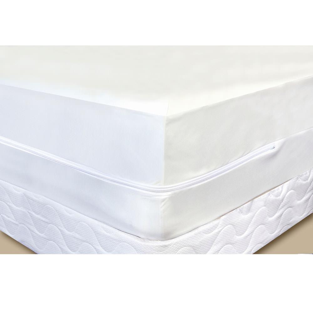 "Sofcover Ultimate Mattress Encasement 34"" x 74"" White"