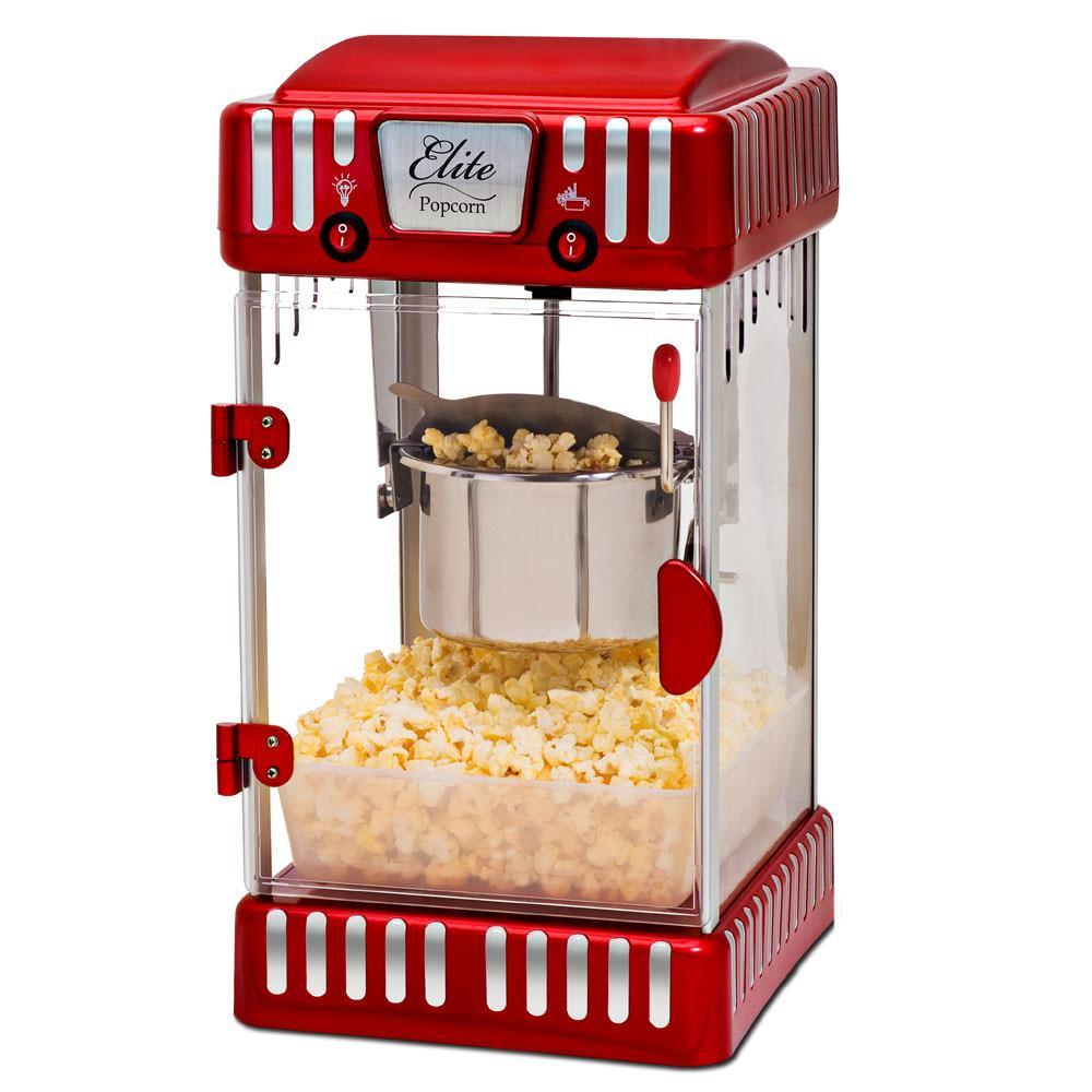 elite popcorn machine