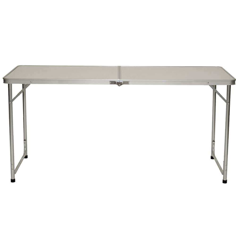 5 Fold n Half Aluminum Table Direcsource Ltd Folding