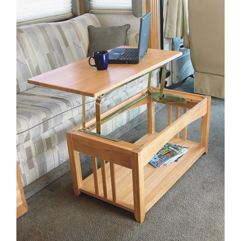 Swing Up Coffee Table Direcsource Ltd 69085 Tables Camping World