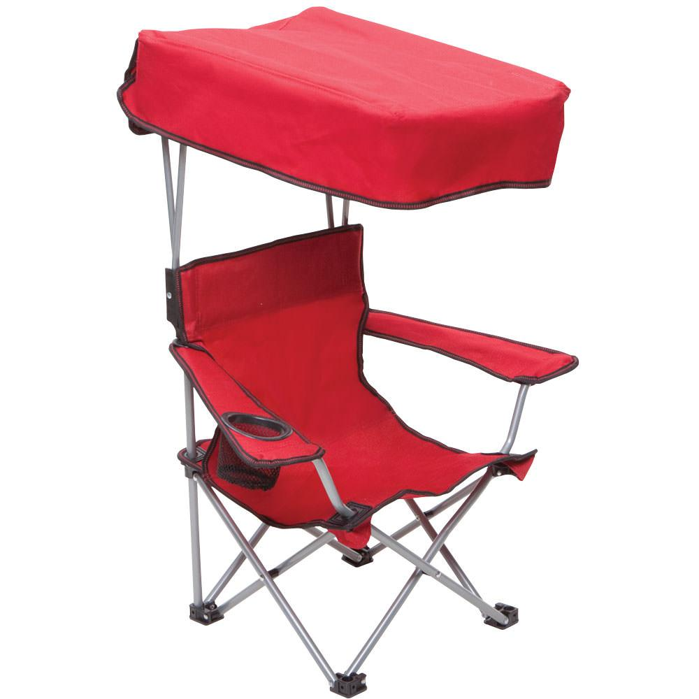 Canopies Folding Chair With Canopy