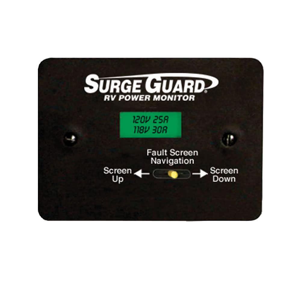 Surge Guard Remote Lcd Display Ebay
