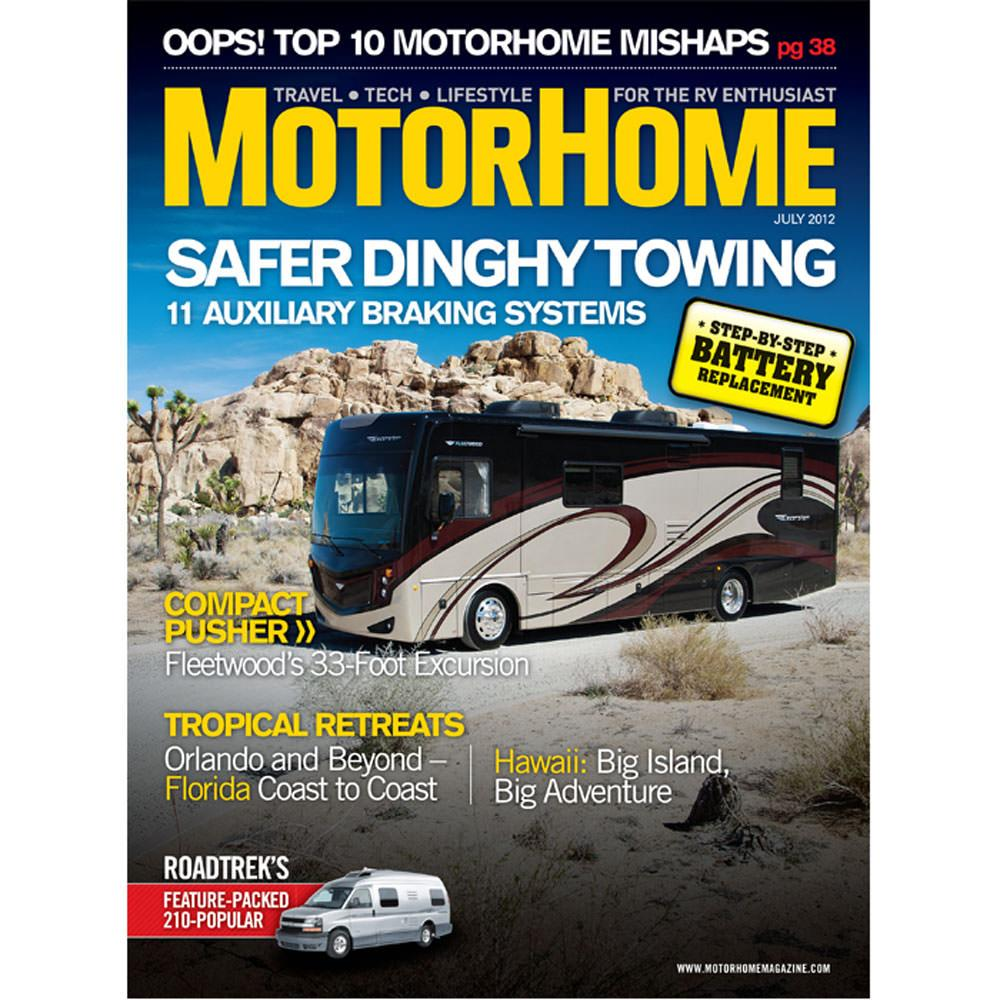 Motorhome Magazine 1 Year Subscription Gs Media Kmcws01