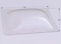 RV Skylight - SL1830W - White