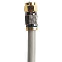RG6 Digital Quadshield Coax Cable - 6'