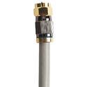 RG6 Digital Quadshield Coax Cable - 25\'