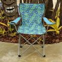 Turquoise Bag Chair