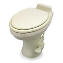 Dometic High Profile 320 Series Gravity Discharge Toilets - Bone