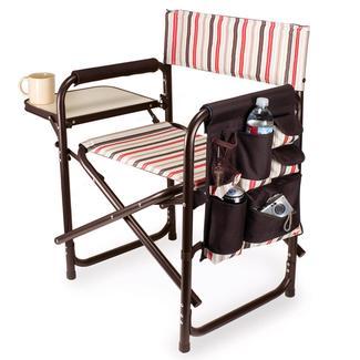 Sports Chair- Moka
