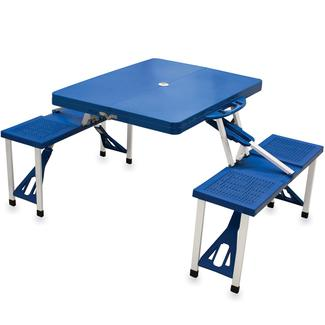 Picnic Table - Royal Blue