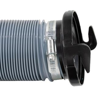 Straight 3&quot&#x3b; Hose Adapter
