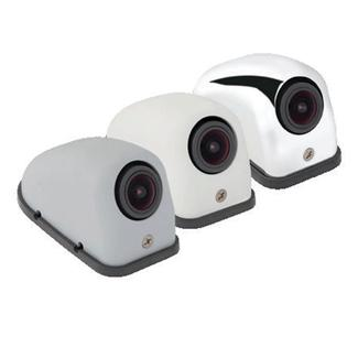 Voyager Color Side Body Observation Cameras - White Left-Side Camera Kit