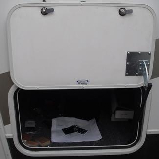 Small Hatchlift Kit, For Doors 14