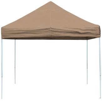 10X10 Pro Series Pop-Up Canopy - Desert Bronze