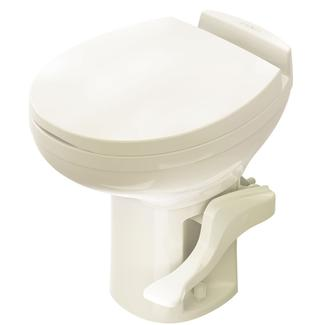 Aqua Magic Residence High Profile Toilet - Bone