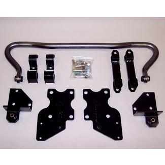 Hellwig Sway Bars - 99-12 Ford F53 Motorhome Rear