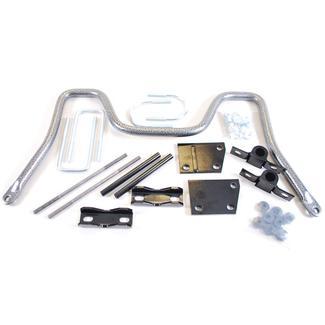 Hellwig Sway Bars - 03-08 Dodge 1500, 2500 Rear