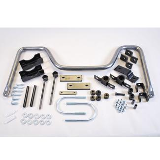Hellwig Sway Bars - 07-12 GM Suburban 2500 2 x 4 Rear