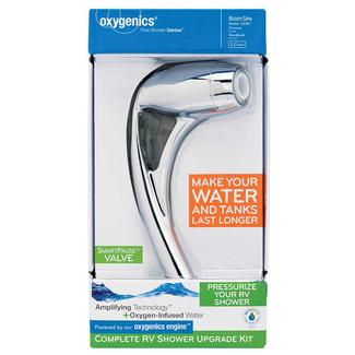 BodySpa RV Shower Kit - Chrome