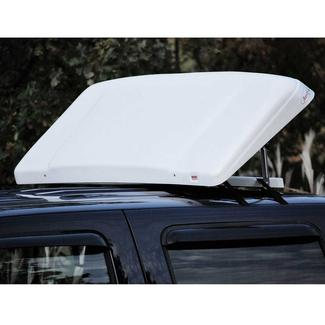 "48"" x 22"" Wind Deflector, Polar White"