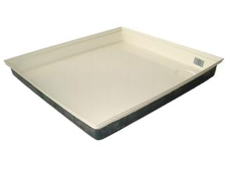Shower Pan Sp100 - Colonial White