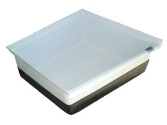 Shower Pan Sp200 - Polar White