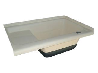 Sit In Step TUB Right Hand Drain TU500RH - Polar White