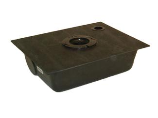 Holding Tank Bottom Drain HT630BSBD, 8 Gallon