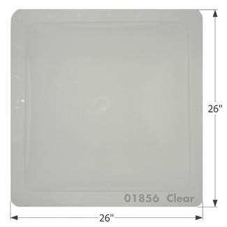 RV Skylight - SL2222C - Clear