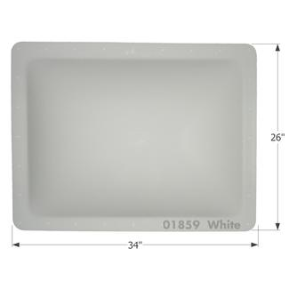 RV Skylight - SL2230W - White
