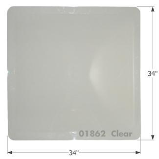 RV Skylight - SL3030C - Clear