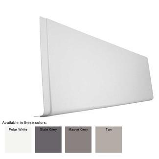 J-Wrap Panel Skirting - Slate Gray