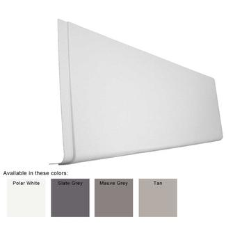 J-Wrap Panel Skirting - Mauve Gray