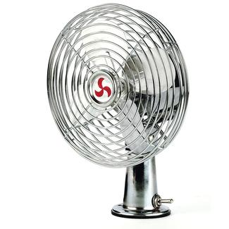 Metal Blade 12-Volt Fan