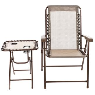 Amberwood Mesh Chair & Table Set