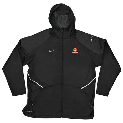 Nike Men's Resistance Warm-Up Jacket with Good Sam Logo- Large