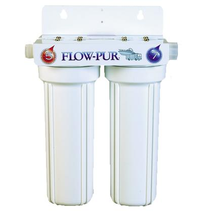 Flow-Pur Dual Exterior Filter Kit