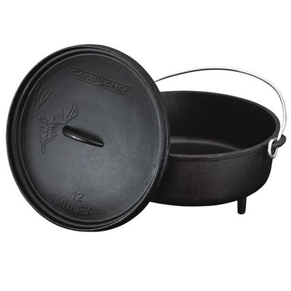 Classic 6 Quart Dutch Oven, 12